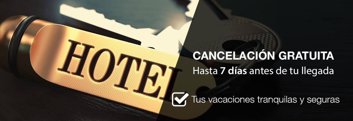 Hotel en Benicassim con cancelacion